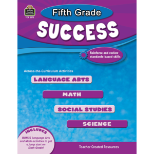 TCR2575 Fifth Grade Success Image