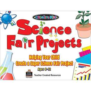 TCR2600 Science Fair Projects Image