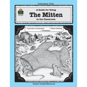 TCR2627 A Guide for Using The Mitten in the Classroom Image