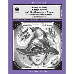 TCR2638 A Guide for Using Harry Potter and the Sorcerer's Stone/Other Harry Potter Books in the Classroom Image