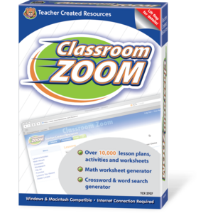 TCR2707R ClassroomZoom (Subscription) Image