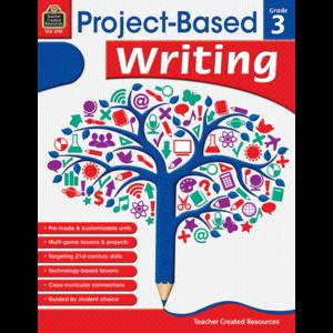 TCR2781 Project Based Writing Grade 3 Image