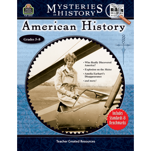 TCR3047 Mysteries in History: American History Image