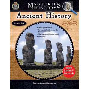 TCR3049 Mysteries in History: Ancient History Image