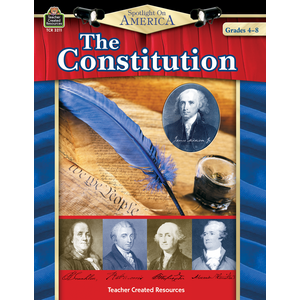 TCR3211 Spotlight on America: The Constitution Image