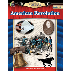 TCR3212 Spotlight on America: American Revolution Image