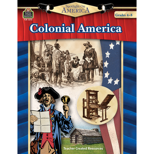 TCR3213 Spotlight On America: Colonial America Image