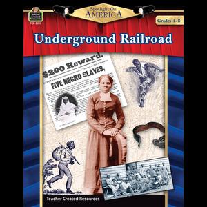 TCR3215 Spotlight on America: Underground Railroad Image