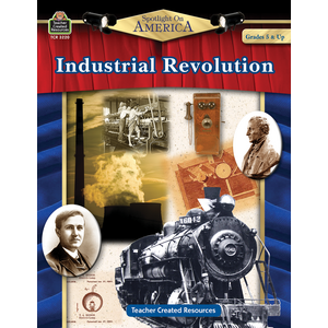 TCR3220 Spotlight on America: Industrial Revolution Image