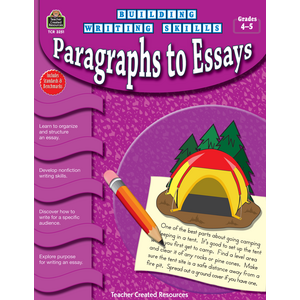 TCR3251 Building Writing Skills: Paragraphs to Essays Image