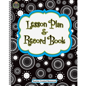 TCR3269 Crazy Circles Lesson Plan & Record Book Image