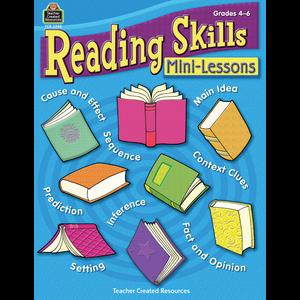 TCR3288 Reading Skills Mini-Lessons Image