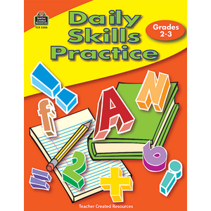 TCR3306 Daily Skills Practice Grades 2-3 Image
