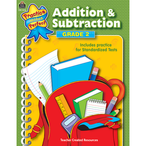 TCR3316 Addition & Subtraction Grade 2 Image