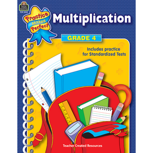 TCR3322 Multiplication Grade 4 Image