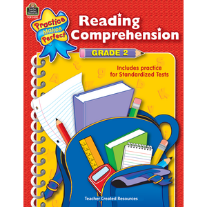 TCR3332 Reading Comprehension Grade 2 Image