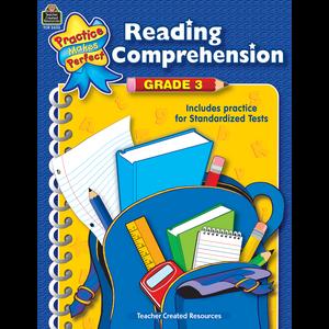 TCR3333 Reading Comprehension Grade 3 Image