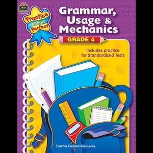 TCR3347 Grammar, Usage & Mechanics Grade 4 Image