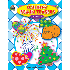 TCR3351 Holiday Brain Teasers Image
