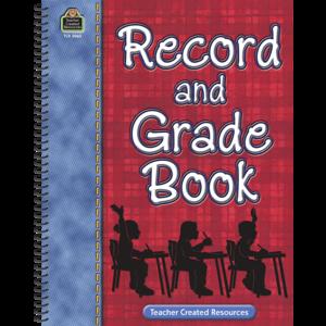 TCR3360 Record & Grade Book Image