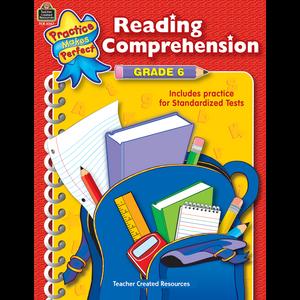 TCR3367 Reading Comprehension Grade 6 Image