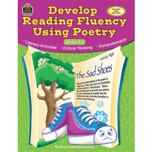 TCR3369 Develop Reading Fluency Using Poetry Image