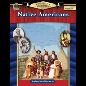 TCR3600 Spotlight On America: Native Americans Image