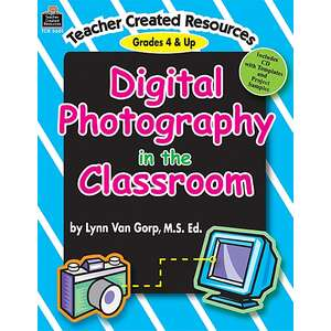 TCR3601 Digital Photography in the Classroom Image