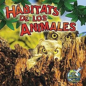 TCR369082 Habitats de los animales Image