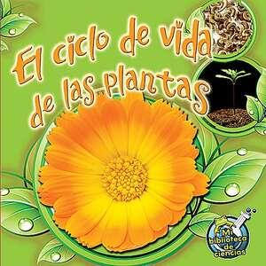 TCR369105 El ciclo de vida de las plantas Image