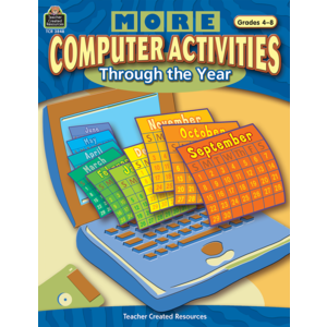 TCR3848 More Computer Activities Through The Year Image