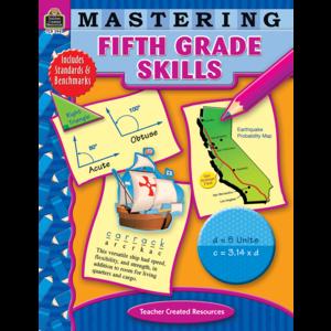 TCR3941 Mastering Fifth Grade Skills Image