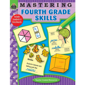 TCR3943 Mastering Fourth Grade Skills Image