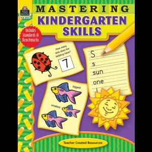 TCR3955 Mastering Kindergarten Skills Image