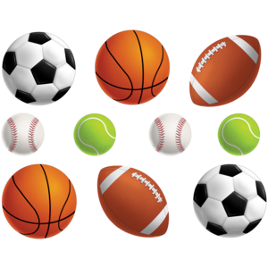 TCR4086 Sports Balls Accents Image