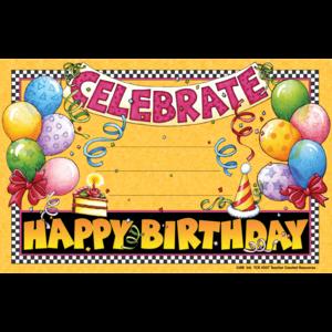 TCR4507 Happy Birthday Awards from Mary Engelbreit Image
