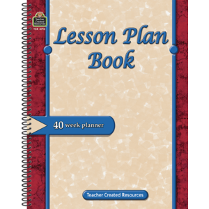 TCR4710 Lesson Plan Book Image