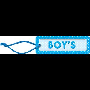 TCR4755 Polka Dots Boys Pass Image