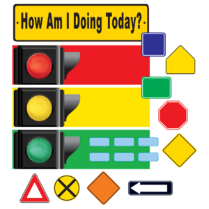 TCR4875 How Am I Doing Today Mini Bulletin Board Image