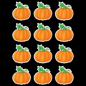 TCR5129 Pumpkins Mini Accents Image