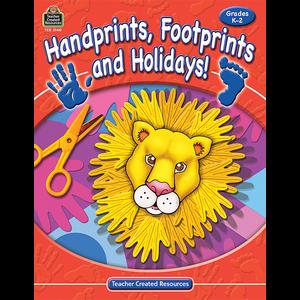 TCR5140 Handprints, Footprints and Holidays! Image