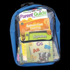 TCR51407 Preparing For Kindergarten Backpack Image