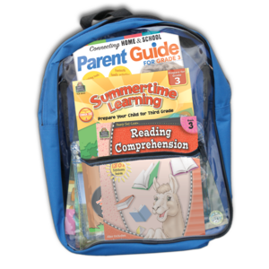 TCR51410 Preparing For Third Grade Backpack Image