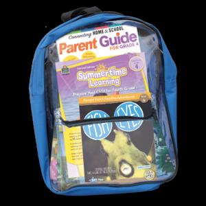 TCR51411 Preparing For Fourth Grade Backpack Image