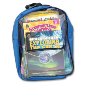 TCR51415 Preparing For Eighth Grade Backpack Image