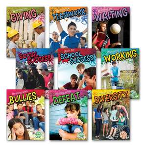 TCR51529 Developing Social-Emotional Skills Grades 3-5 Add-On Pack: English Image