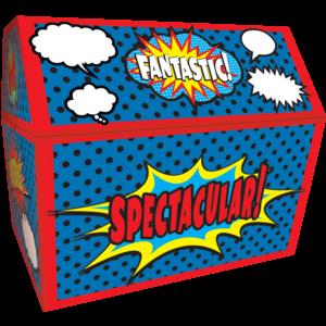 TCR5160 Superhero Chest Image