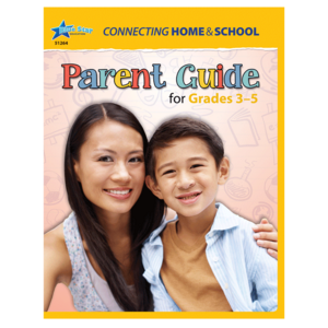 TCR51761 Connecting Home & School: A Parent's Guide Gr 3-5: 6-Pack Image