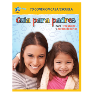 TCR51763 Guia para padres para Prescolar y Jardin de ninos: 6-Pack Image