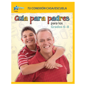 TCR51766 Guia para padres para los Grados 6-8: 6-Pack Image